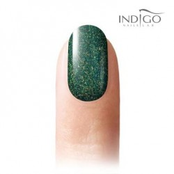 Glitter Emerald Gel Polish, 5ml