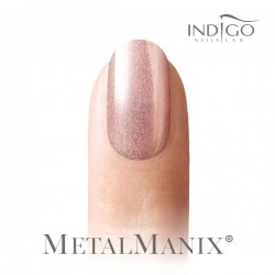 Metal Manix® Pink Gold Effect
