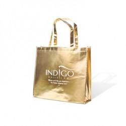 Zlatá taška Indigo