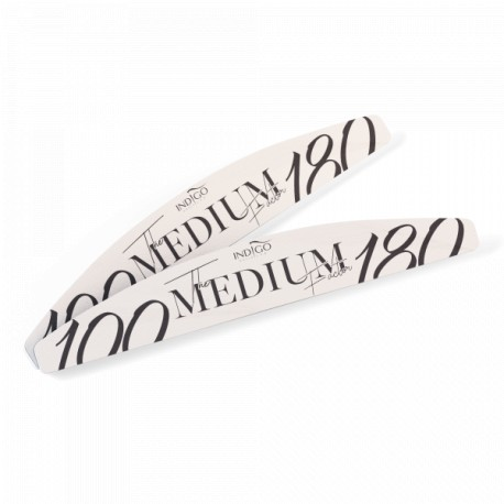 Pilník Half Moon Slim, 100/180