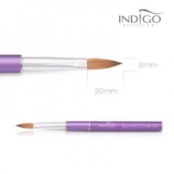 Indigo Acrylic Brush No.8, kolínský