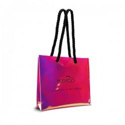 Holografická taška Indigo, pink