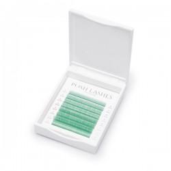Posh Lashes Color, Mint