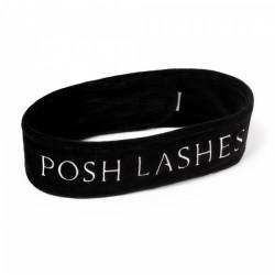 Posh Lashes Čelenka, black
