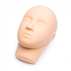 Posh Lashes Tréninková hlava figurína
