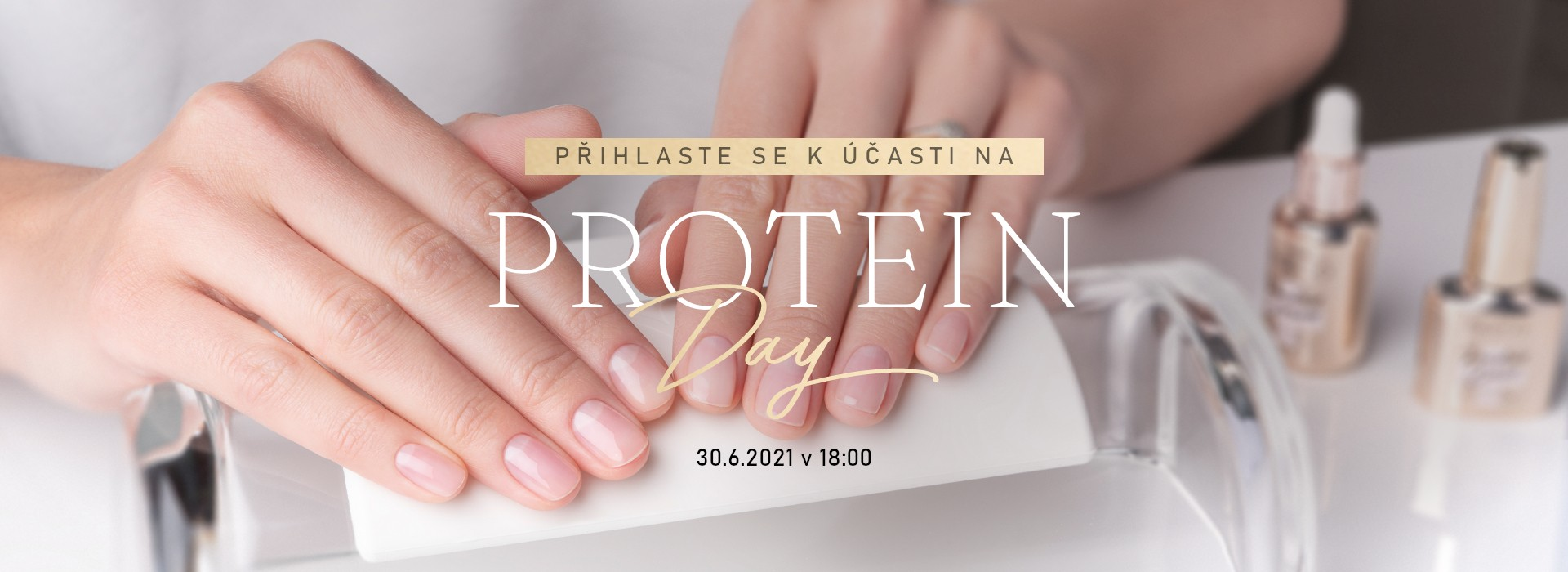 Protein Day, 30.6.2021 18:00