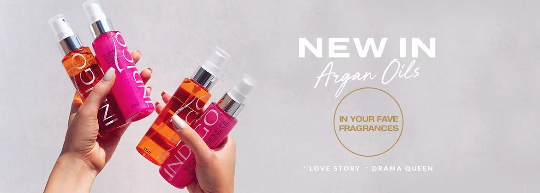 Nové arganové oleje