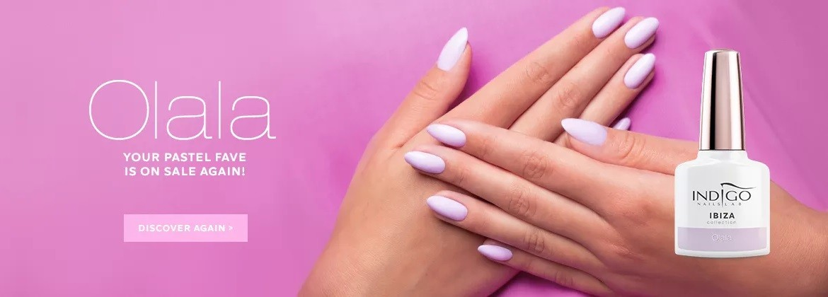 Olala Gel Polish.