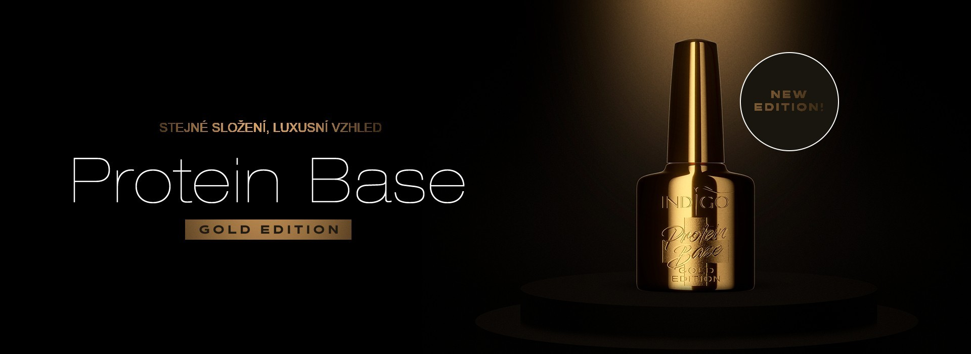 Protein Base Gold Edition