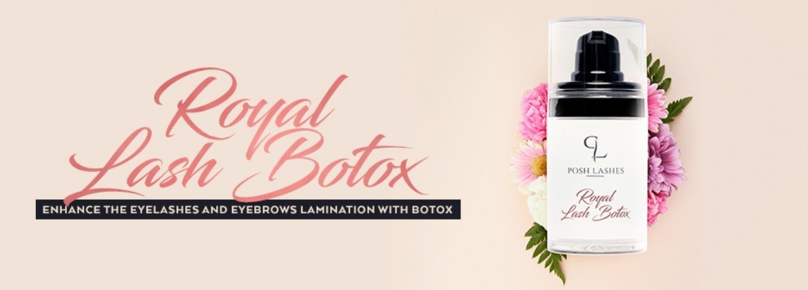 Royal Lash Botox